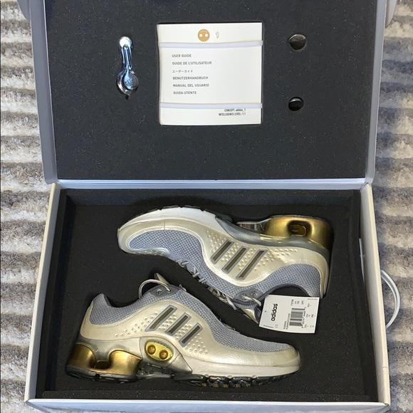 Adidas_1 Smart shoe 1.1 NWT sz 11 released 2005